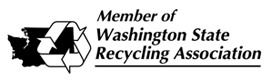 Member of Washington State Recycling Association