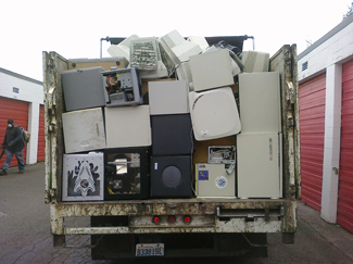 E-Waste Removal Washington (WA)